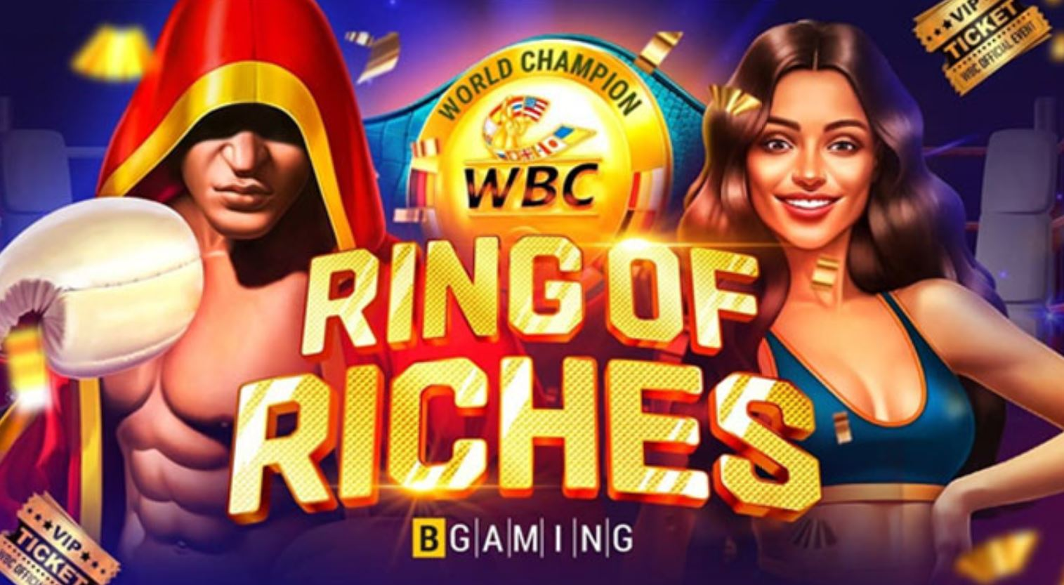 WBC Ring Of Riches game review